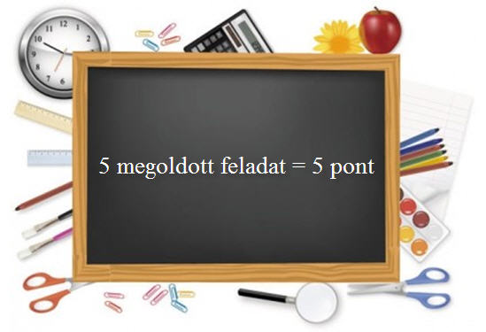 5 pont