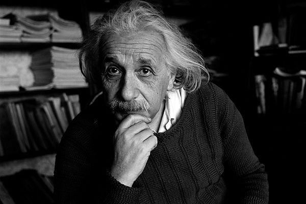 Albert Einstein kep 1